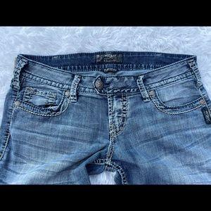 Silver Jeans Co Tuesday medium wash W30/L35